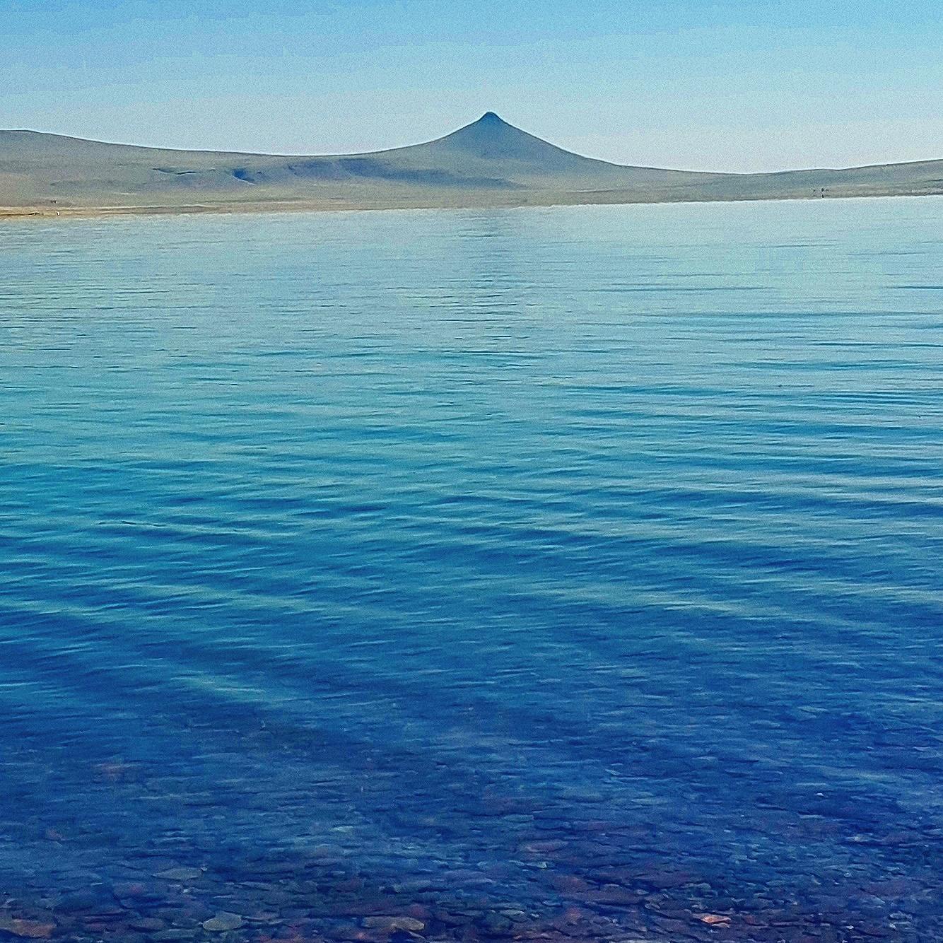 озеро Беле в Хакасии